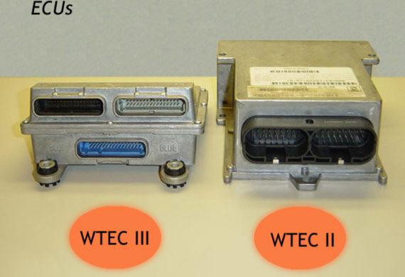 WTECII & WTECIII ECU's